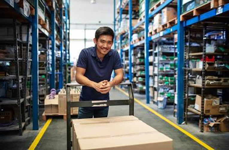 Leading Power Supply Provider Implements CipherLab's RS31 and RS51 Series and SAP's WMS System to Improve Its Warehouses Management|CipherLab a world leader in AIDC solutions