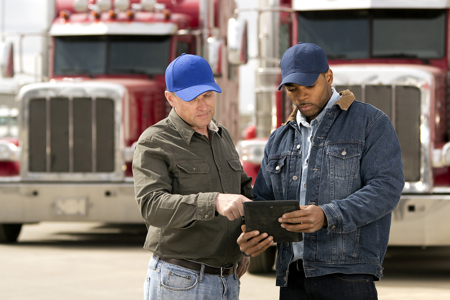 Transportation and logistics Applications - Proof of Delivery|Australia CipherLab world leader in AIDC solutions