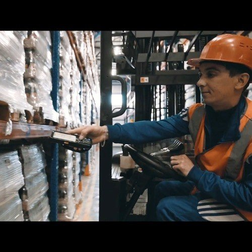 Warehousing Solution - CipherLab RK25 And 1C-Rarus's WMS Software Help Automate Finished Goods Warehouse at Balakovsky Brewery  Australia CipherLab world leader in AIDC solutions