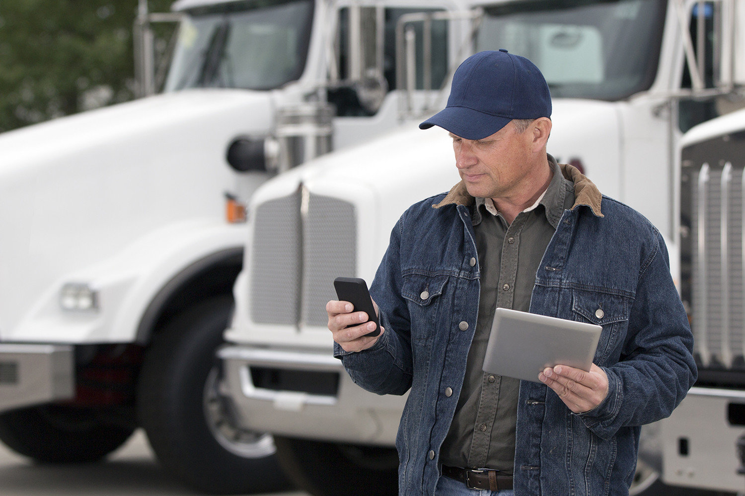 Transportation and logistics Applications - Real-time Tracking Status|Australia CipherLab world leader in AIDC solutions