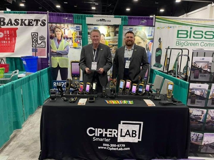The First In-person Trade Show after Pandemic|Australia CipherLab world leader in AIDC solutions