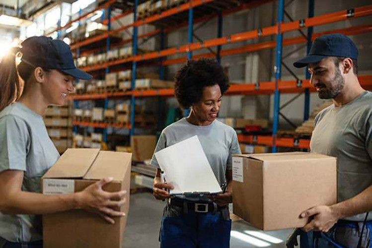 Business Solution That Makes It Easy to Process Orders for Wholesale Distributor