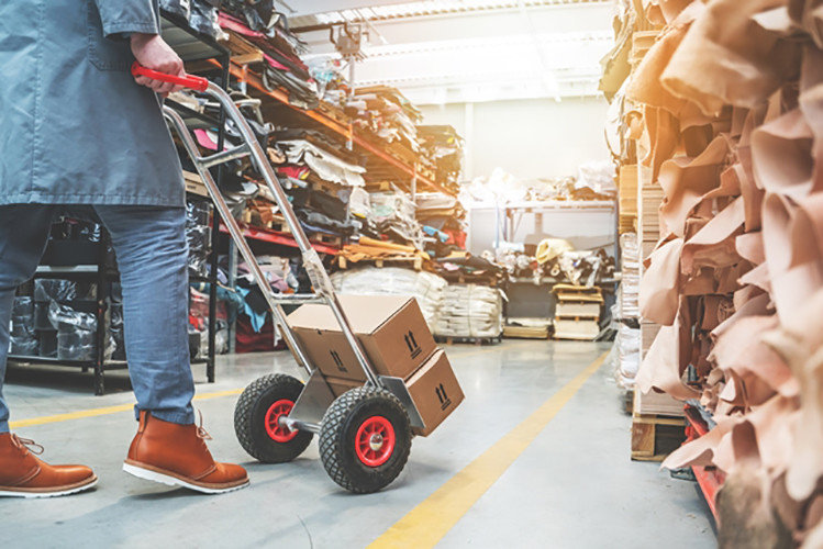 Footwear Manufacturer Replaced Its Handheld Devices with CipherLab RK95 and RK25|Australia CipherLab world leader in AIDC solutions
