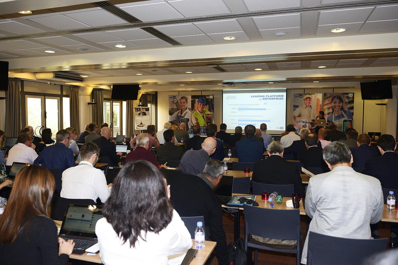 Seminar Tracker Project Australia CipherLab world leader in AIDC solutions