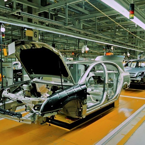 Manufacturing Solution - PlantsRK95's Data Collection Capability Proves to be Invaluable in Automobile Plants |Australia CipherLab world leader in AIDC solutions