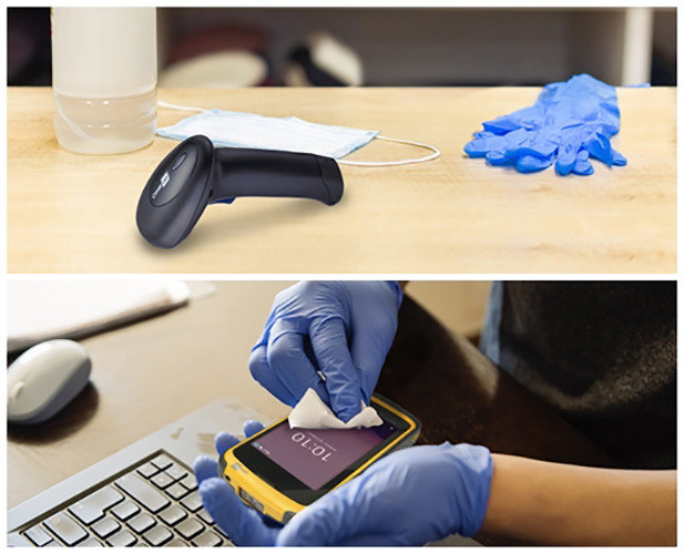 Discover The Cleaning And Disinfecting Guidelines For Cipherlab DevicesDiscover The Cleaning And Disinfecting Guidelines For Cipherlab Devices|Australia CipherLab world leader in AIDC solutions