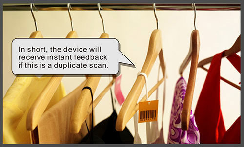 Receive instant feedback if duplicate scan-Cipher Lab world leader in AIDC solutions
