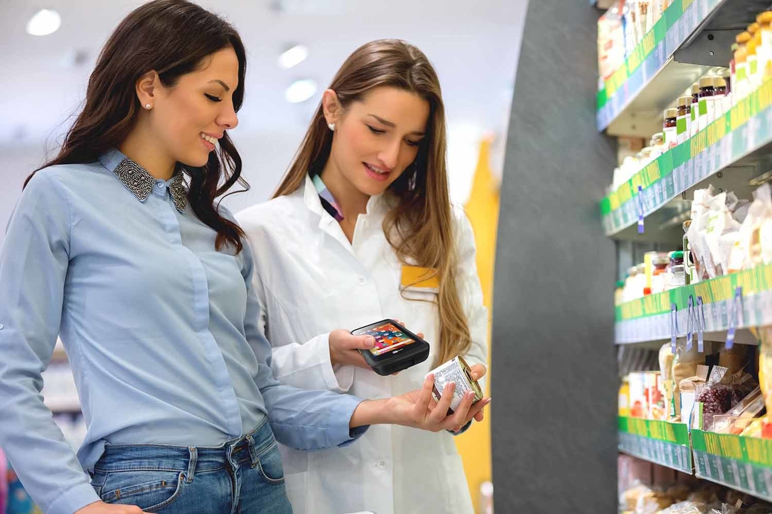 Retail Applications - Mobile Inventory Management|Australia CipherLab world leader in AIDC solutions