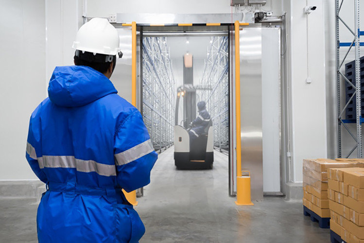 Company Providing Total Solutions for Cold Chain Logistics Services Adopts CipherLab's RK95 for Warehouse Operations|Australia CipherLab world leader in AIDC solutions