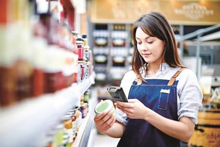 World Leading Supermarket Chain Adopts CipherLab RK25 to Improve In-store and Warehouse Operations|CipherLab a world leader in AIDC solutions