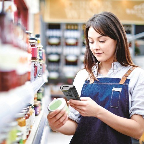 Warehousing Solution - World Leading Supermarket Chain Adopts CipherLab RK25 to Improve In-store and Warehouse Operation |Australia CipherLab world leader in AIDC solutions
