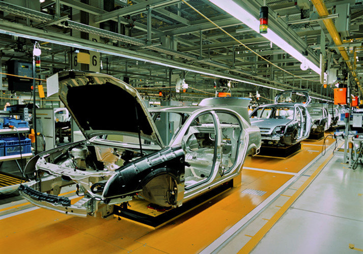 RK95s Data Collection Capability Proves to be Invaluable in Automobile Plants RK95