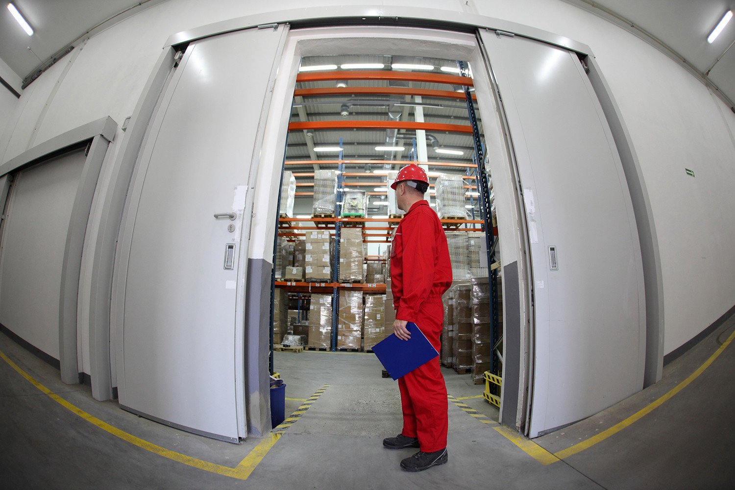 Warehousing Applications - Access Control in Warehousing|Australia CipherLab world leader in AIDC solutions