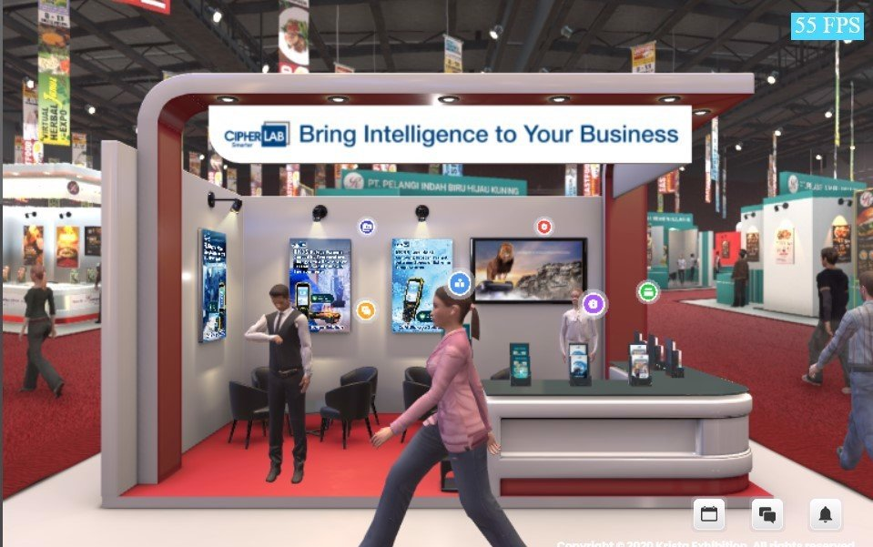 Virtual Refritech Expo 2020|Australia CipherLab world leader in AIDC solutions
