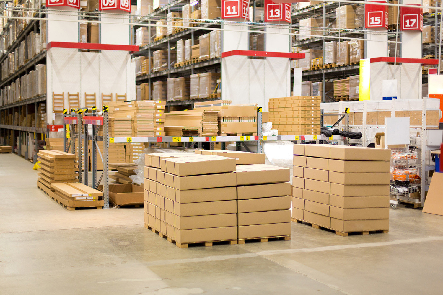 Retail Applications - Put Away|Australia CipherLab world leader in AIDC solutions