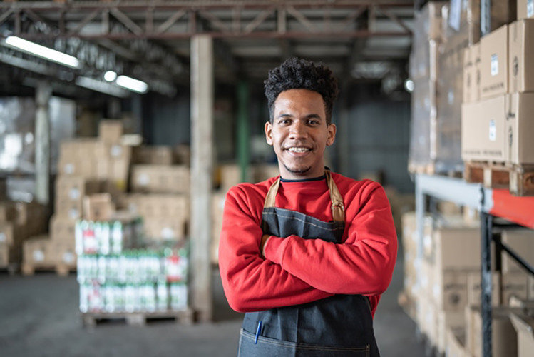 Optimize Productivity and Efficiency by Using CipherLab's RS50 and RS31 to Create a Flawless Supermarket Distribution Center 2
