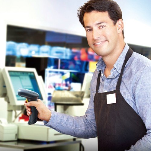 Retail Solution - CipherLab 1504P Fulfils Variety of Scanning in Logistics and Retail Applications |Australia CipherLab world leader in AIDC solutions