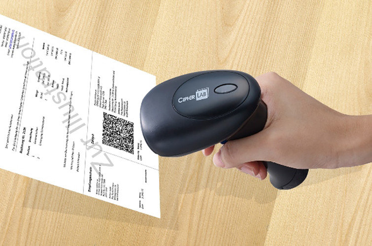 CipherLab 1504P Secures Swiss Payment Transactions on QR-bill