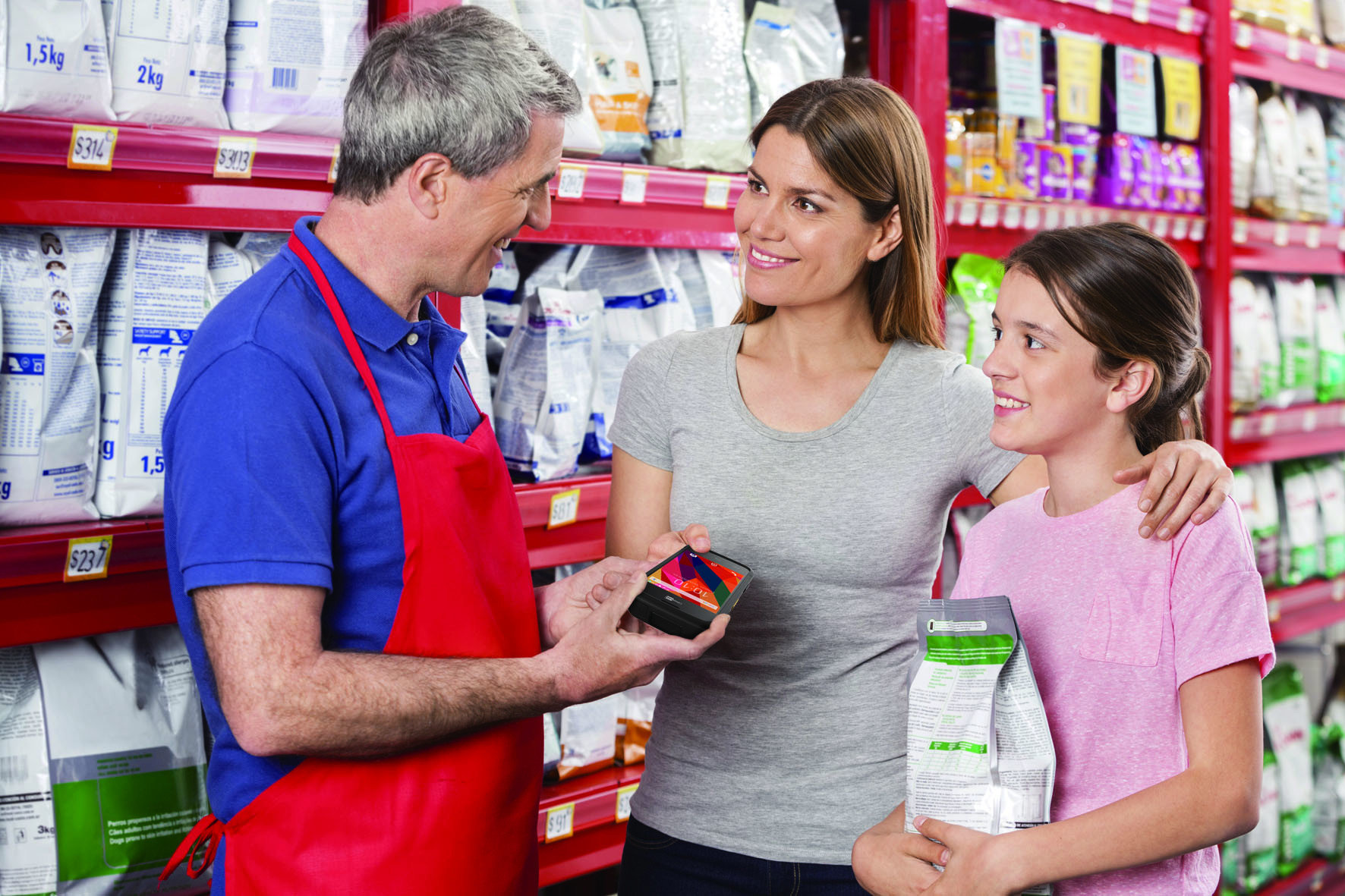 Retail Applications - Mobile POS|Australia CipherLab world leader in AIDC solutions