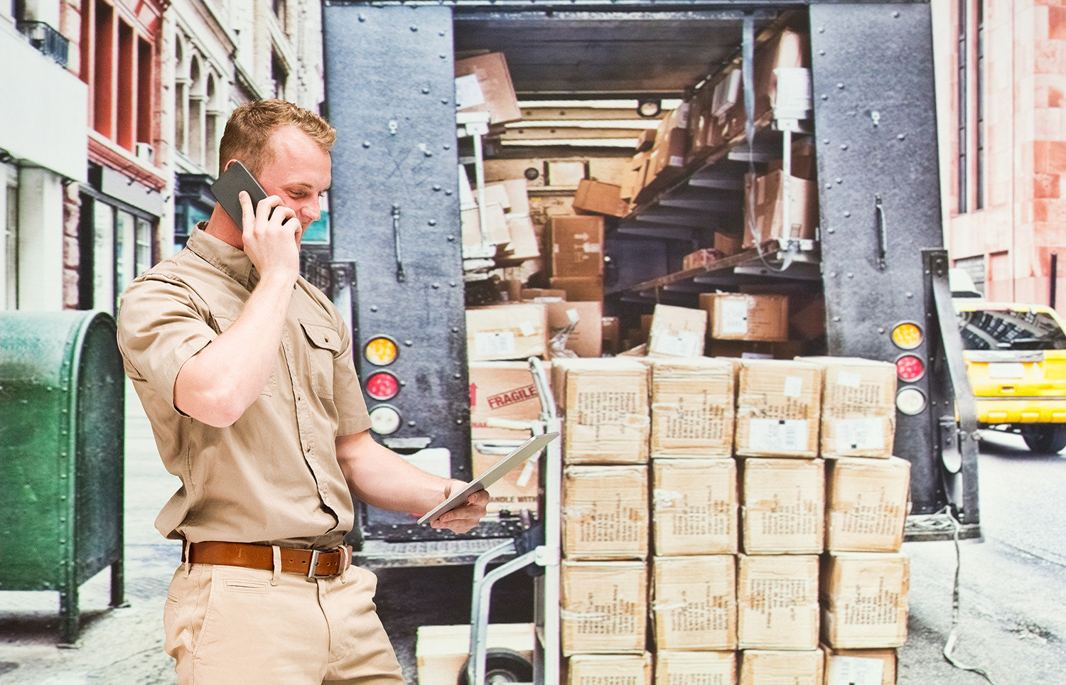 Field Mobility Applications - Inventory and Supply Chain Management|Australia CipherLab world leader in AIDC solutions