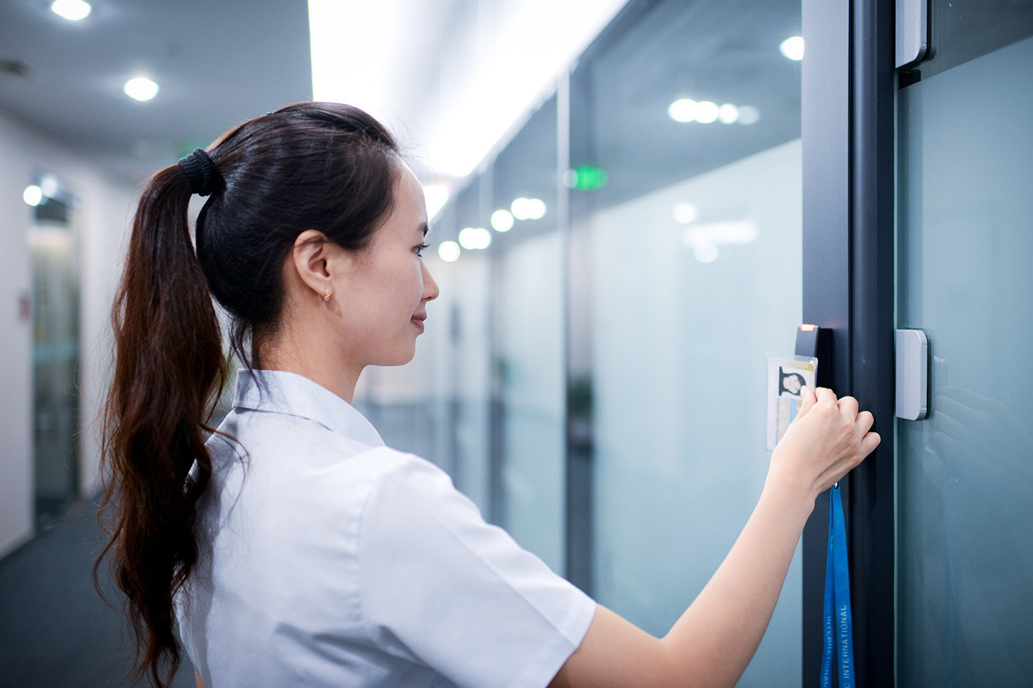 Healthcare Applications - Access Control in Healthcare|Australia CipherLab world leader in AIDC solutions