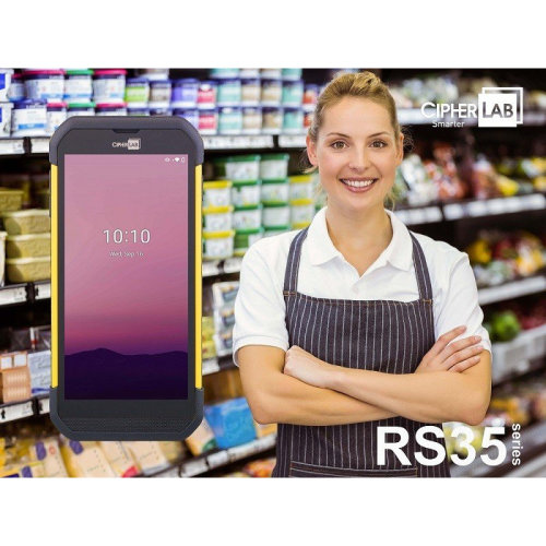 RS35 Series Touch Mobile Computer - Elevating Performance and Increasing Efficiency to the Top